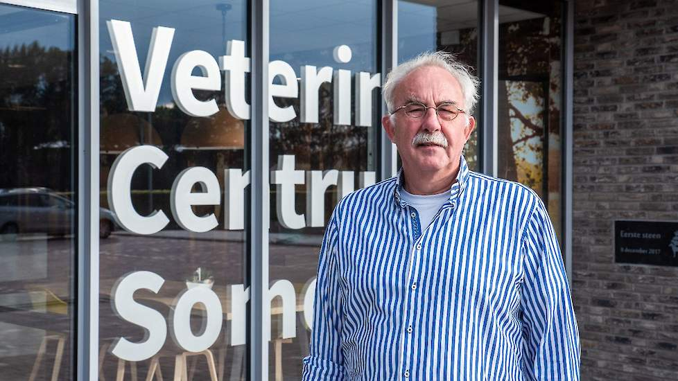 Rudolf Raymakers, Veterinair Centrum Someren
